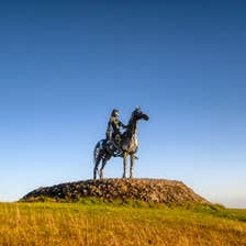 Image of The Gaelic Chieftain in Boyle in County Roscommon