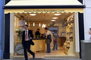 Butlers Chocolate Café - Henry Street