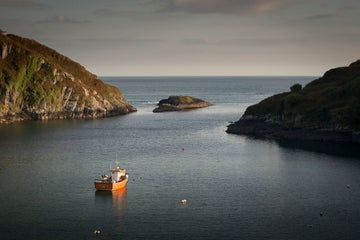 Image of Lough Hyne in Skibbereen in County Cork