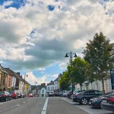 Image of Kilfinane in County Limerick