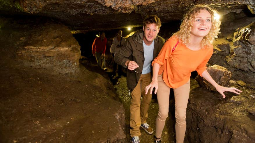 Look out for Babel's Tower on a visit to Mitchelstown Cave.