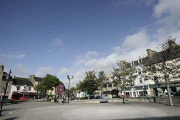 Image of Donegal Town in County Donegal
