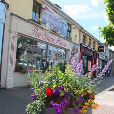 Image of a shopfront in Gorey in County Wexford