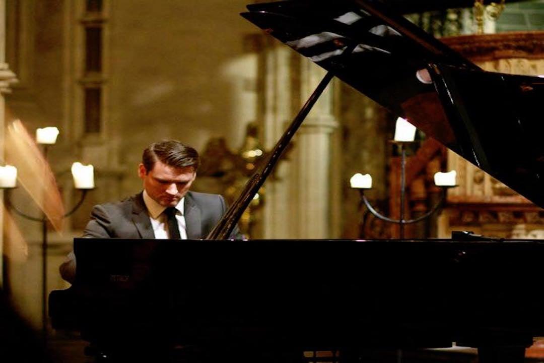 Pianist Michael McHale