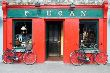 Image of a pub in Moate in County Westmeath