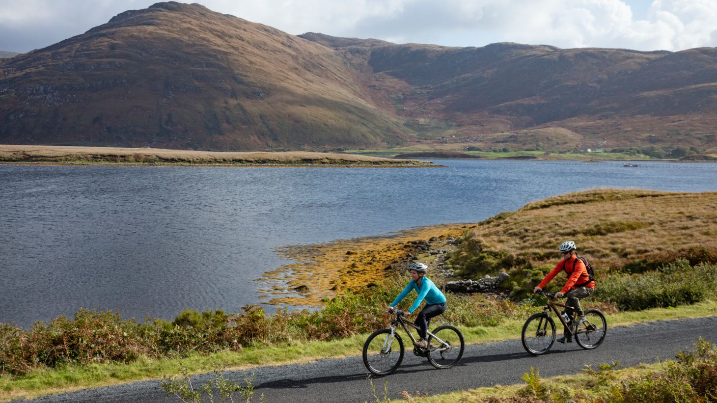 Discover the Great Western Greenway.