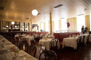Fallon and Byrne Restaurant
