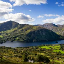 Image of Glanmore Lake in the Beara Peninsula in County Kerry