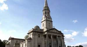 The Cathedral of Saint Patrick and Saint Felim