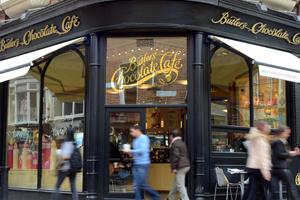 Butlers Chocolate Café - Wicklow Street