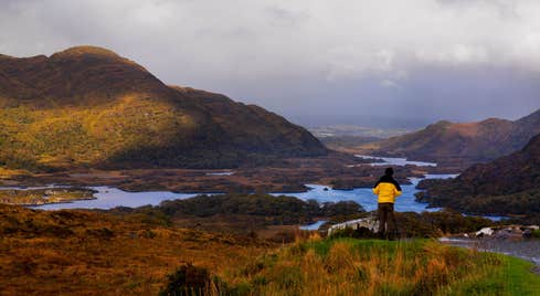 Image of Killarney National Park in County Kerry