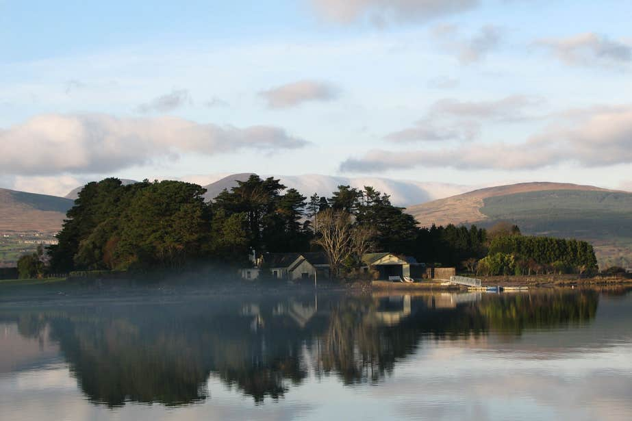 Image of Kenmare Bay in County Kerry