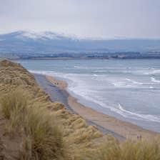 Image of Strandhill beach in County Sligo