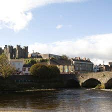 Image of Enniscorthy Castle in County Wexford