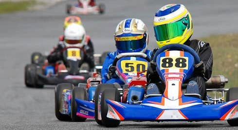 Pallas Karting and Paintball