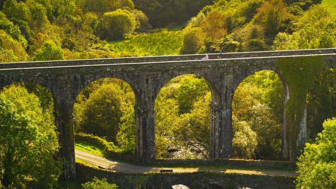 Viaduct on the Waterford Greenway, County Waterford