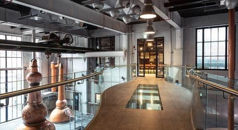 Roe & Co Whiskey Distillery