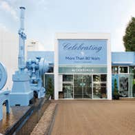 Image of Newbridge Silverware Visitor Centre