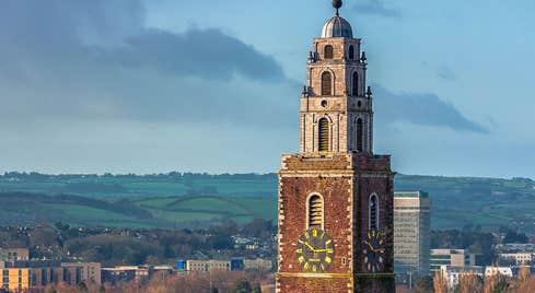 Shandon Bells & Tower St Anne's Church