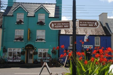 Image of Sneem village in County Kerry