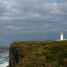 Image of Loop Head Lighthouse in County Clare