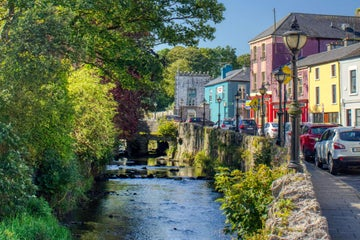 Image of Newcastle West village in County Limerick