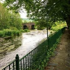 Image of Clonegal bridge in County Carlow
