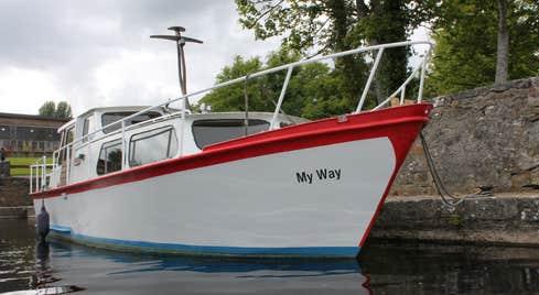 Lough Key Boat Tours