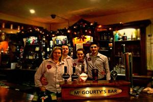 Image of bar staff