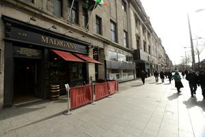 Madigan's Pub O'Connell Street