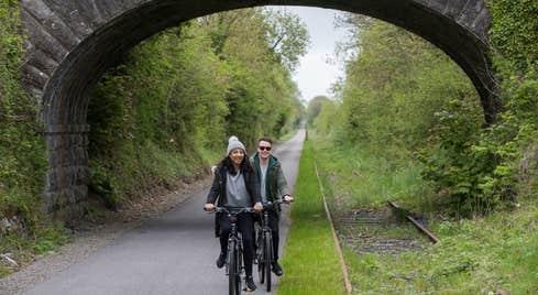 The Old Rail Trail Greenway - Athlone to Mullingar