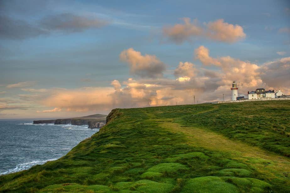 Image of Loop Head in County Clare