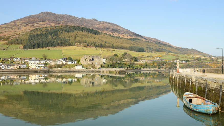 Enjoy beautiful Carlingford after hiking up Slieve Foy.